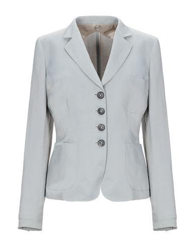 Фото - Женский пиджак 6267 светло-серого цвета