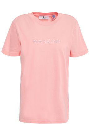 7 FOR ALL MANKIND Short Sleeved Top