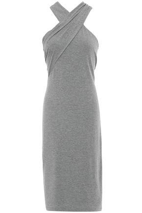 ALEXANDERWANG.T Cutout stretch-modal dress