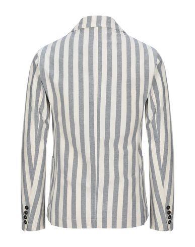 Фото 2 - Мужской пиджак INDIVIDUAL грифельно-синего цвета