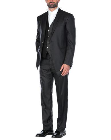Фото - Мужской костюм PAL ZILERI CERIMONIA черного цвета