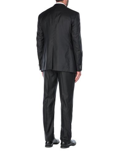 Фото 2 - Мужской костюм PAL ZILERI CERIMONIA черного цвета
