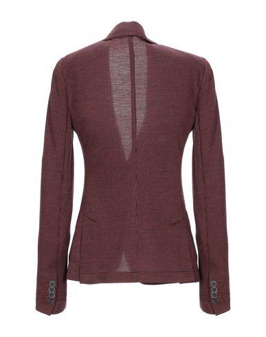 Фото 2 - Женский пиджак ELEVENTY красного цвета
