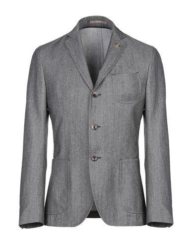 Фото - Мужской пиджак PAOLONI цвет стальной серый