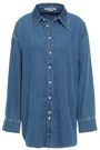 ACNE STUDIOS Cotton-chambray shirt