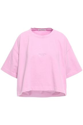 ACNE STUDIOS Cotton-jersey T-shirt