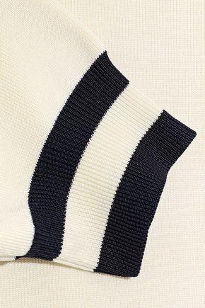 IRIS & INK Lisabeta stretch-knit top