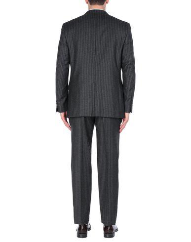 Фото 2 - Мужской костюм JASPER REED свинцово-серого цвета