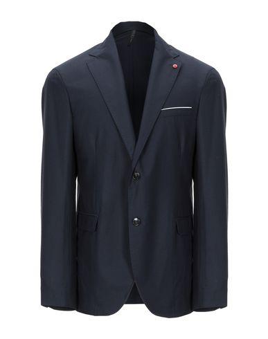 Фото - Мужской пиджак LIU •JO MAN темно-синего цвета