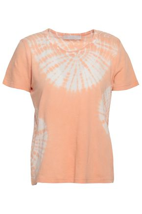 KAIN Sabine tie-dyed cotton and modal-blend T-shirt