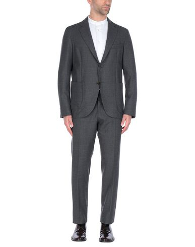 Фото - Мужской костюм ELEVENTY свинцово-серого цвета