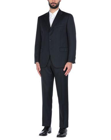 Фото - Мужской костюм JASPER REED черного цвета
