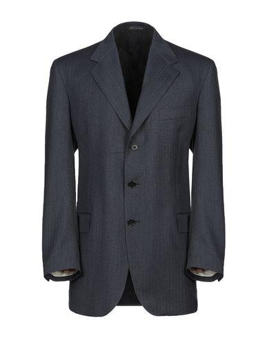 Фото - Мужской пиджак JASPER REED грифельно-синего цвета