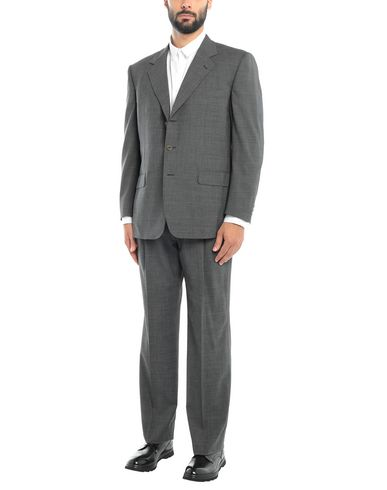 Фото - Мужской костюм JASPER REED серого цвета