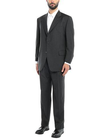 Фото - Мужской костюм JASPER REED цвет стальной серый