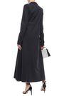JIL SANDER Cotton-poplin coat