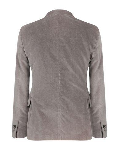 Фото 2 - Мужской пиджак  цвет голубиный серый
