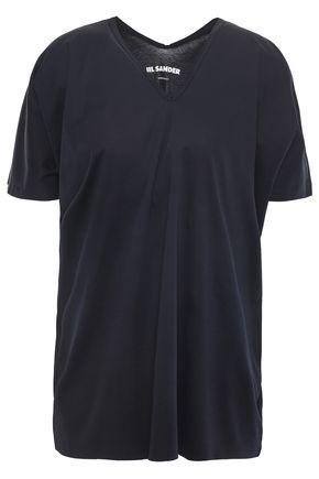 ジル サンダー コットンジャージー Tシャツ