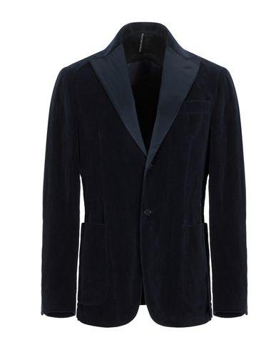 Фото - Мужской пиджак MANUEL RITZPIPO темно-синего цвета