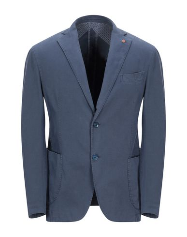 Фото - Мужской пиджак JERRY KEY грифельно-синего цвета