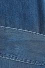ACNE STUDIOS ベルト&ボタン付き デニム シャツドレス