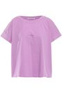 ACNE STUDIOS Tohnek printed cotton-jersey T-shirt
