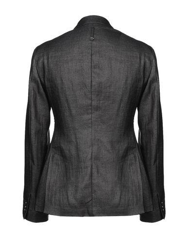 Фото 2 - Мужской пиджак  цвет стальной серый