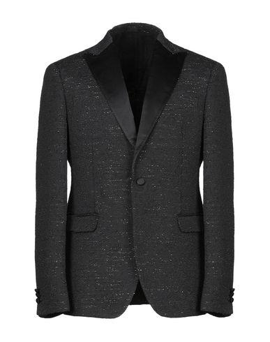 Фото - Мужской пиджак  черного цвета