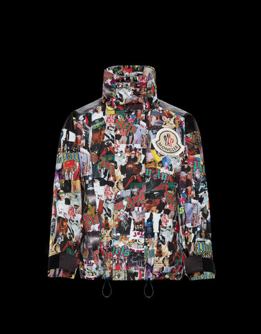 KLAUS Multicolor 8 Moncler Palm Angels