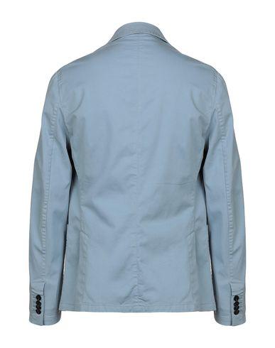Фото 2 - Мужской пиджак MICHAEL KORS MENS небесно-голубого цвета