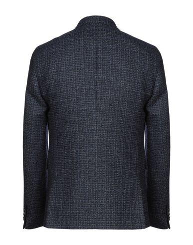 Фото 2 - Мужской пиджак SAND COPENHAGEN темно-синего цвета