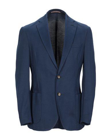 Фото - Мужской пиджак ELEVENTY синего цвета