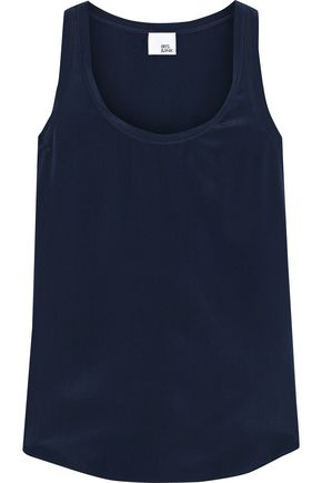 IRIS & INK Silk crepe de chine tank