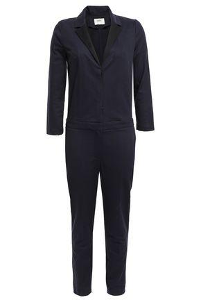 BA&SH Stretch-cotton twill jumpsuit