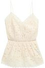 BA&SH Kris broderie anglaise cotton camisole