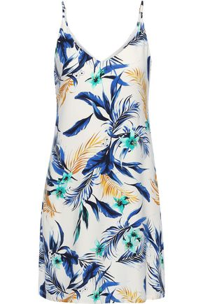 TART COLLECTIONS Tashi floral-print modal-blend jersey mini dress