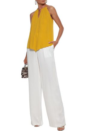 TART COLLECTIONS Lonnie cutout gauze top