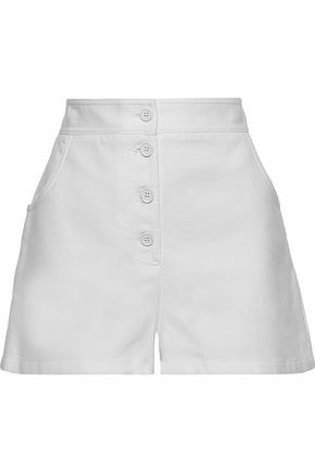M MISSONI Cotton-twill shorts