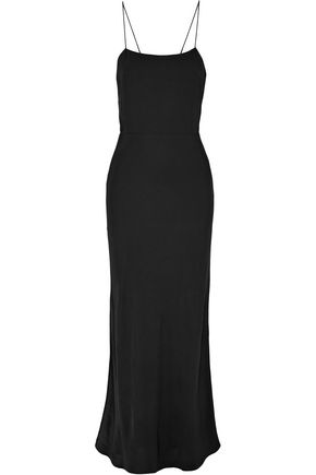 GREY JASON WU Twill maxi dress