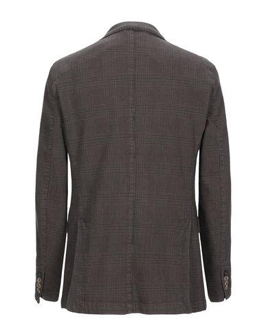 Фото 2 - Мужской пиджак BARBATI коричневого цвета