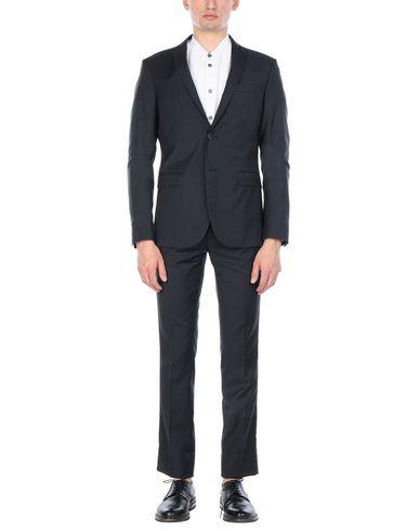 Фото - Мужской костюм ASFALTO цвет стальной серый