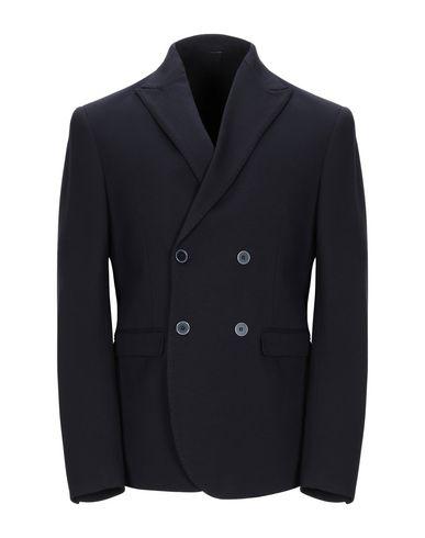 Фото - Мужской пиджак DESERT CREW темно-синего цвета