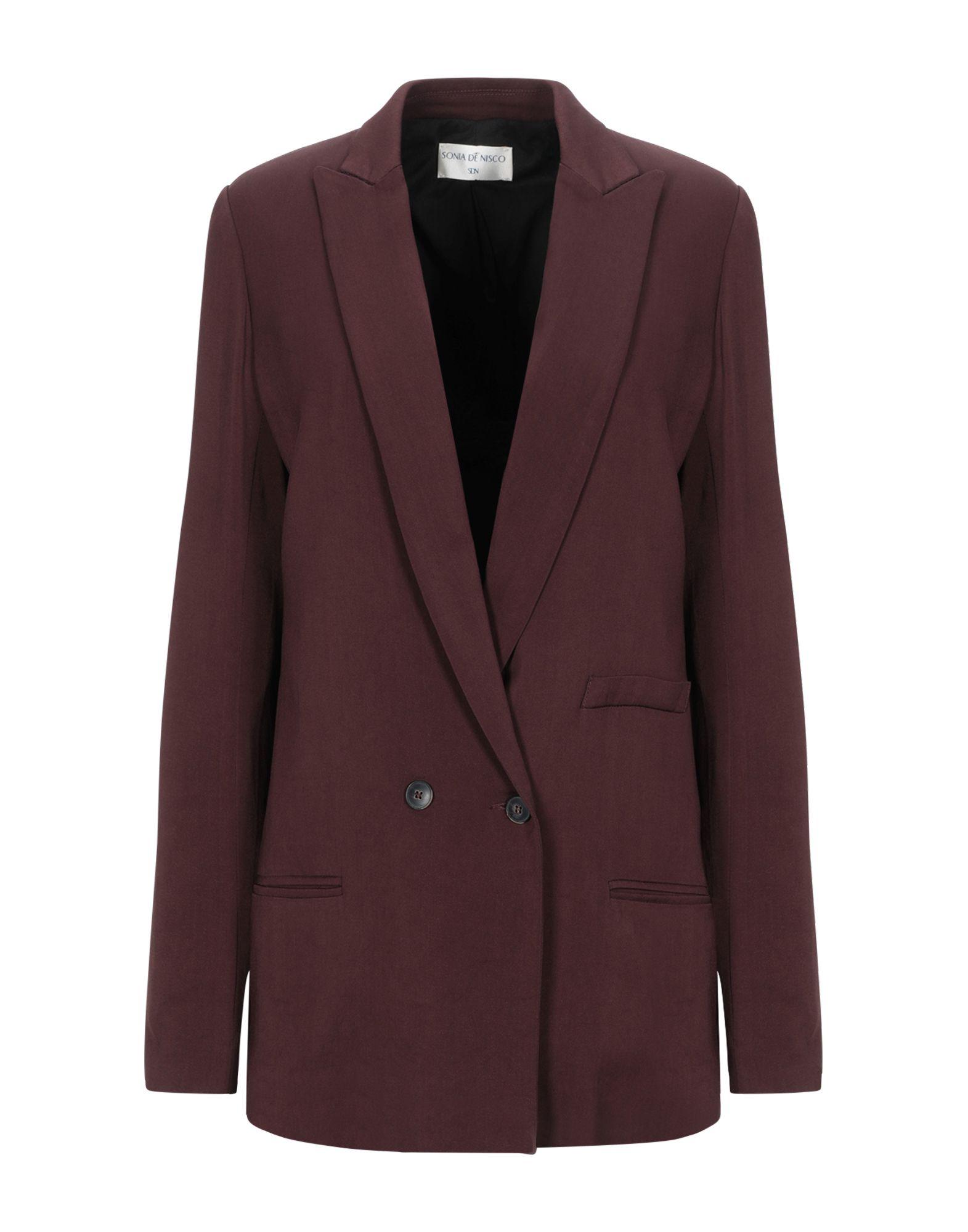 SONIA DE NISCO Пиджак пиджак ter de caractere пиджак