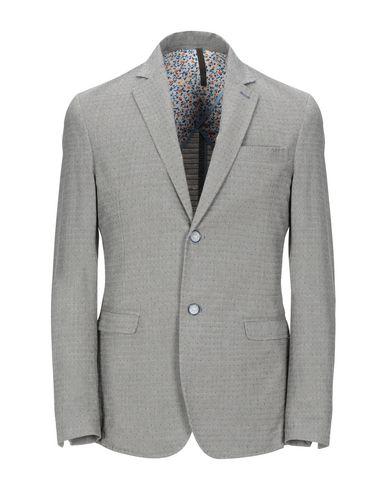 Купить Мужской пиджак GEAN.LUC цвет зеленый-милитари