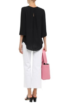 KATE SPADE New York Crepe de chine blouse