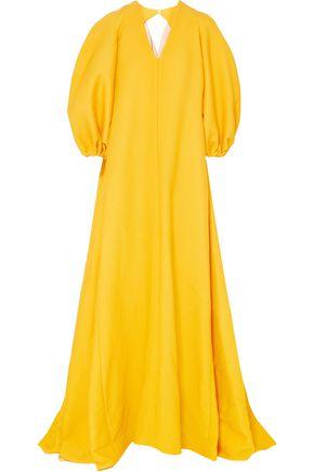 EMILIA WICKSTEAD Octavia cloqué gown
