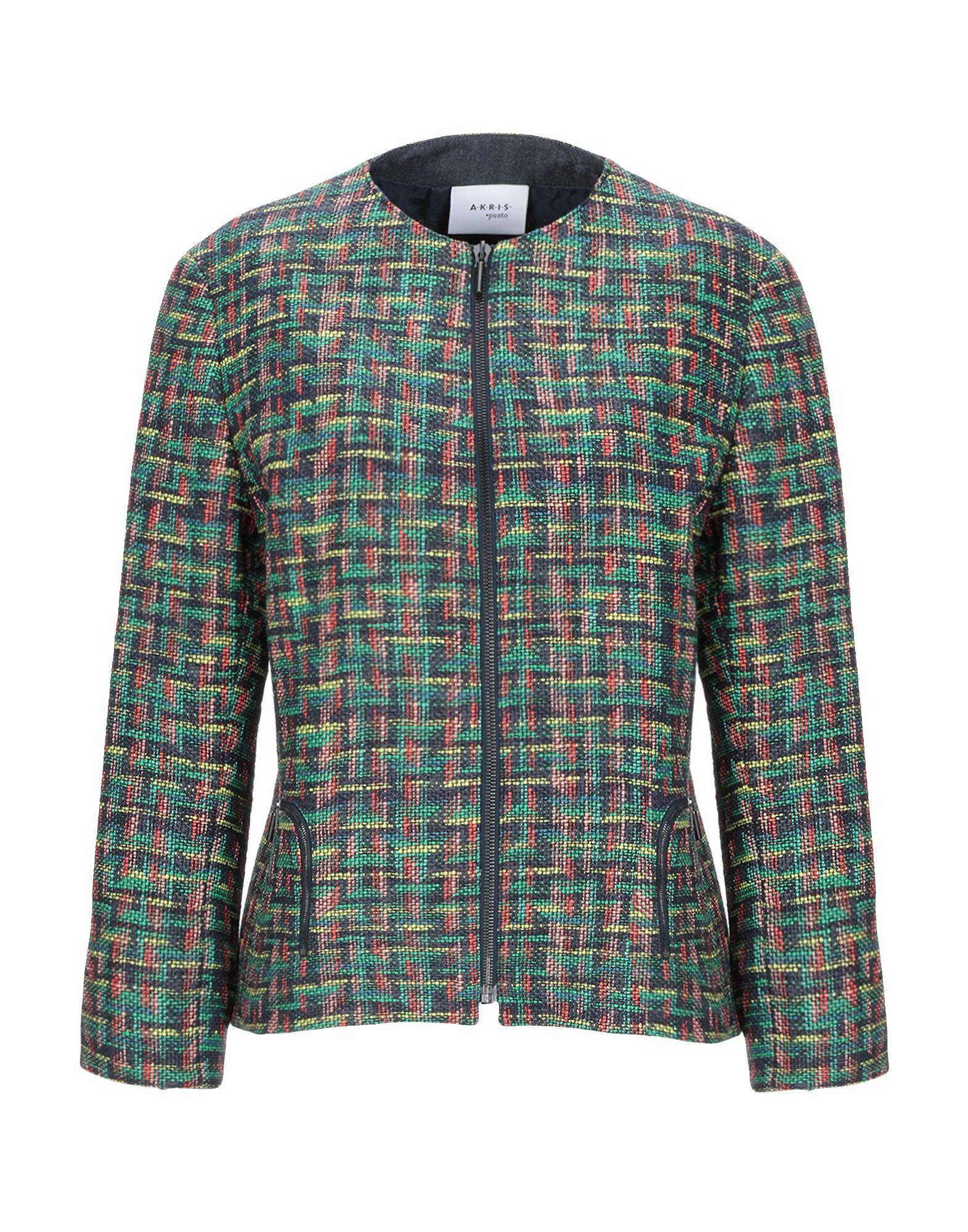 AKRIS PUNTO Куртка akris punto pубашка