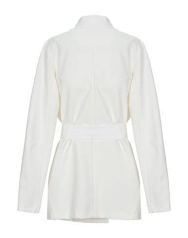 Фото 2 - Женский пиджак ANNA SERAVALLI белого цвета
