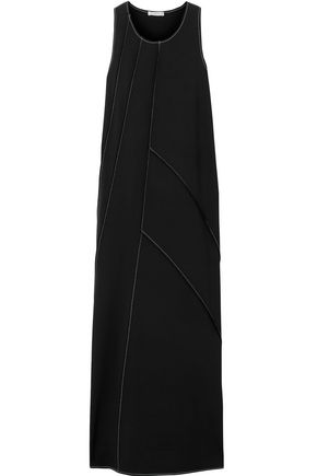 THE ROW Stretch-cady maxi dress