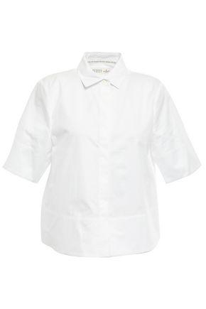 KATE SPADE New York Cotton-poplin shirt